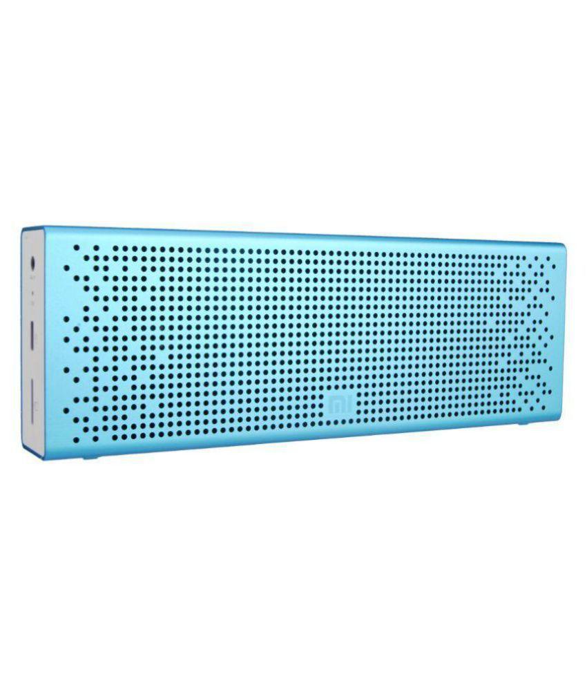 Mi Mdz 15 Da Bluetooth Speaker Blue Buy Mi Mdz 15 Da