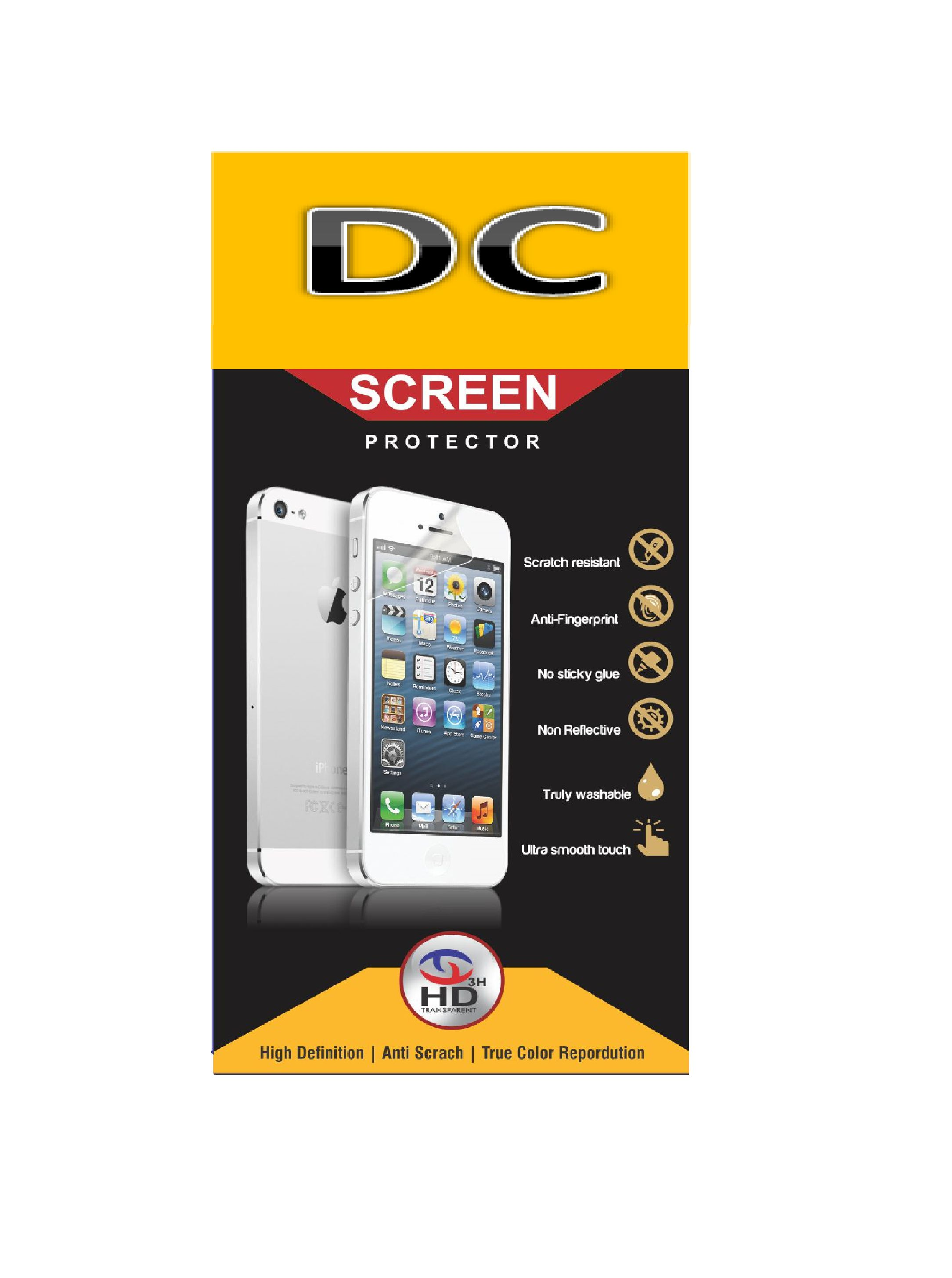 Micromax Canvas 6 Pro E484 Tempered Glass Screen Guard By Doyen Creations