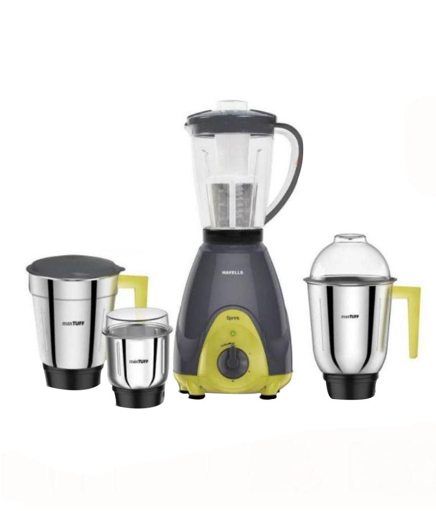 Havells Sprint 4 Jars 600W Mixer Grinder