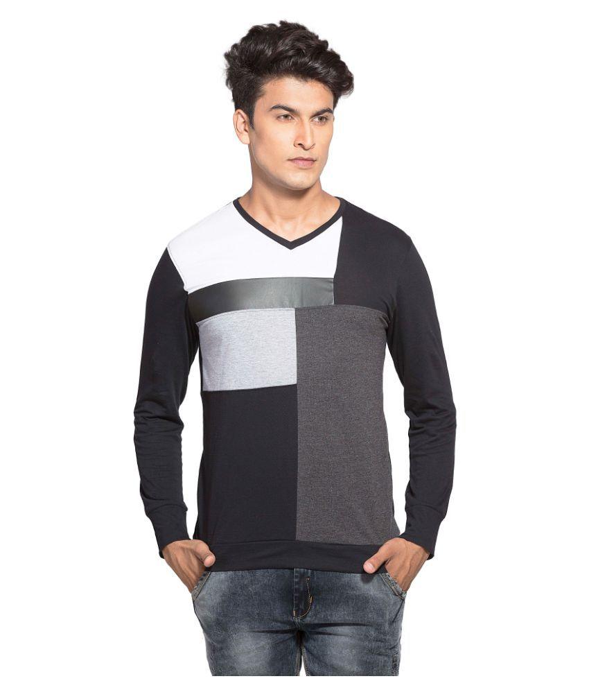 Maniac Multi V-Neck T-Shirt