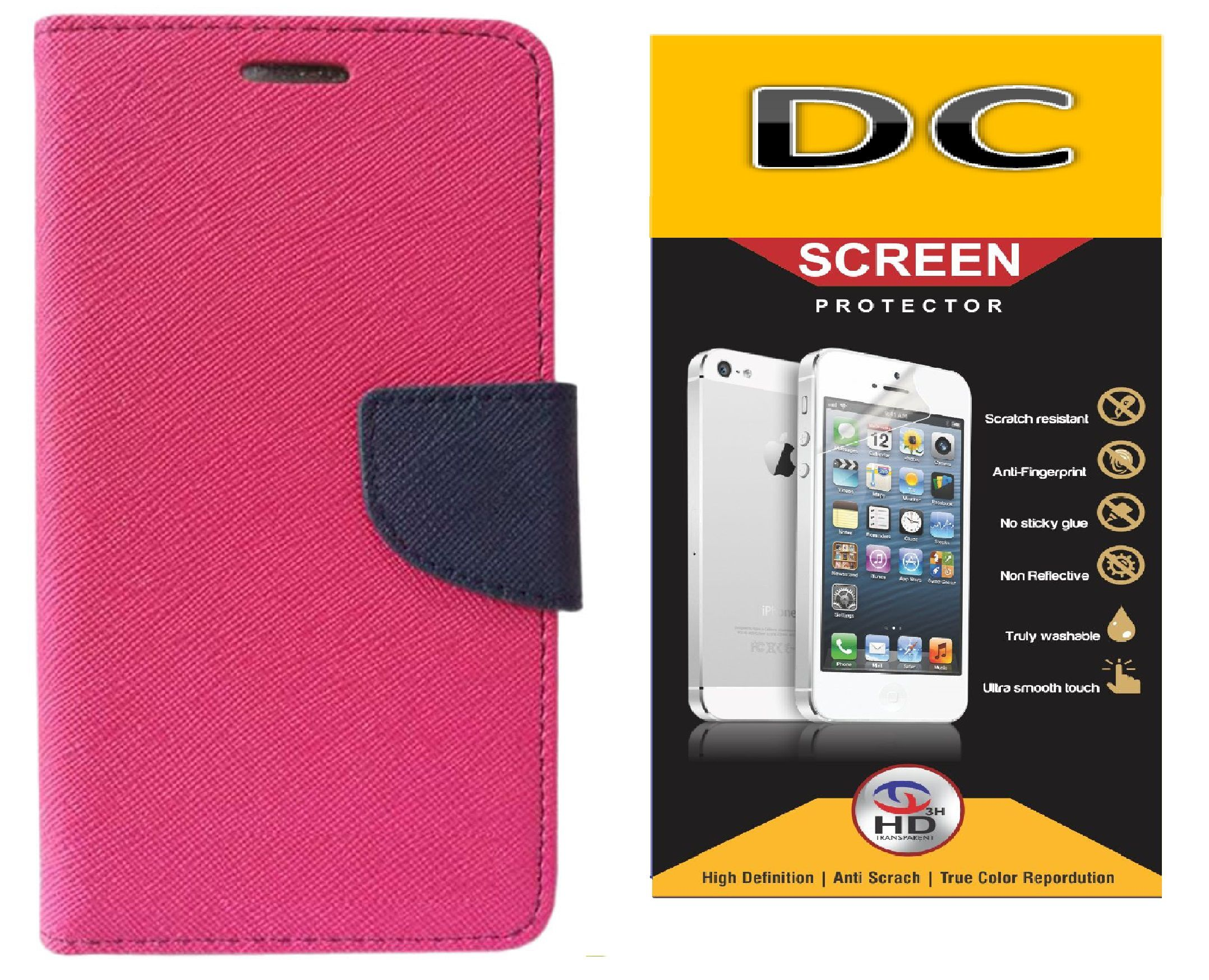 Doyen CreationsFlip CoversAnd Tempered GlassFor Samsung Galaxy S3
