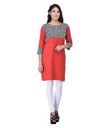 9c979e3f81c Cotton Kurtis  Buy Cotton Kurtis Online at Best Prices in India on ...