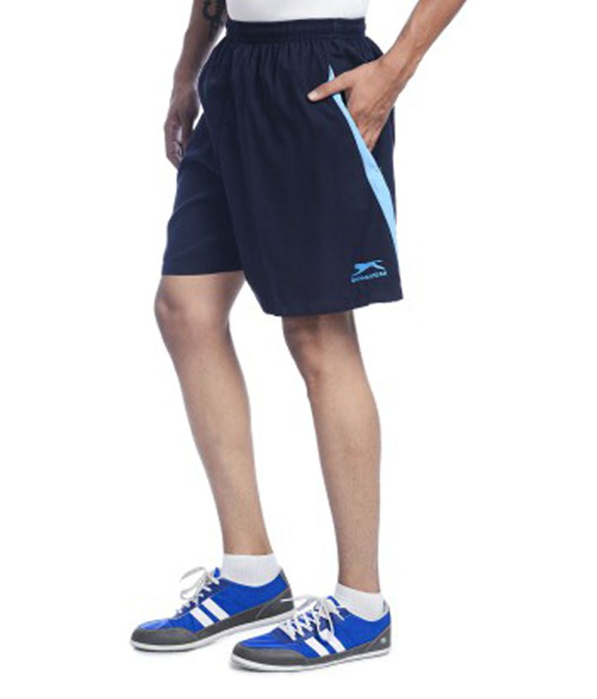 Shiv Naresh Solid Men's Running Shorts