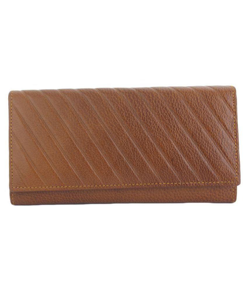 Dscotlee Brown Wallet