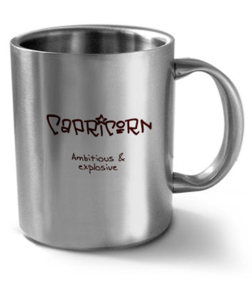 Hot Muggs Steel Coffee Mug 1 Pcs 350 ml
