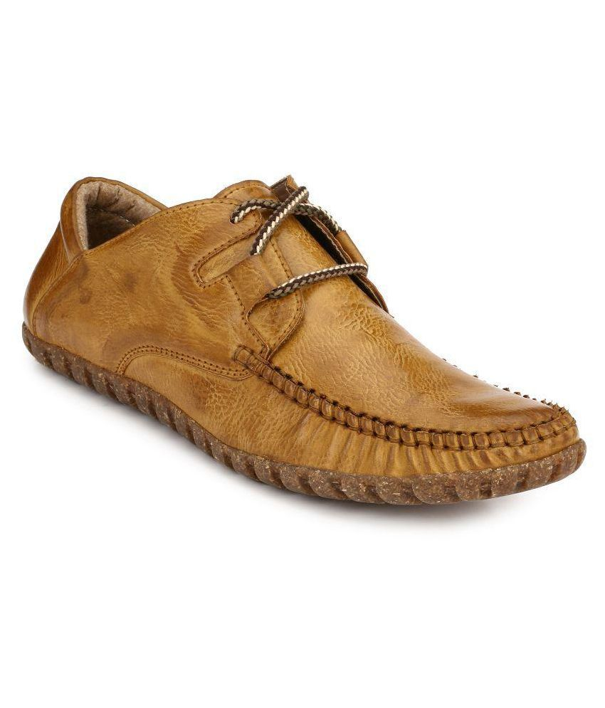 9a950195a009 Peponi Lifestyle Tan Casual Shoes - Buy Peponi Lifestyle Tan Casual Shoes  Online at Best Prices in India on Snapdeal