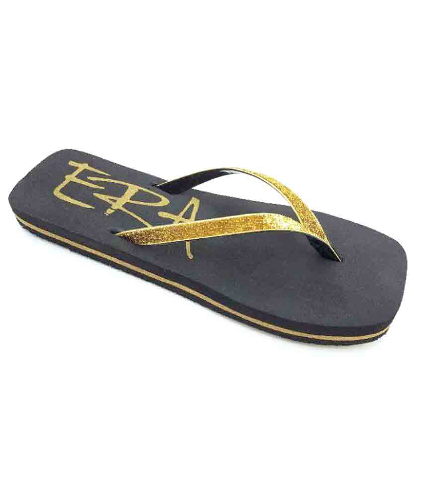 ERA Gold Slippers
