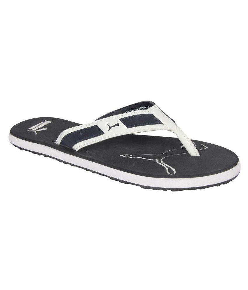 31f866e89867 Puma Breeze NG DP Black Thong Flip Flop Price in India- Buy Puma Breeze NG  DP Black Thong Flip Flop Online at Snapdeal