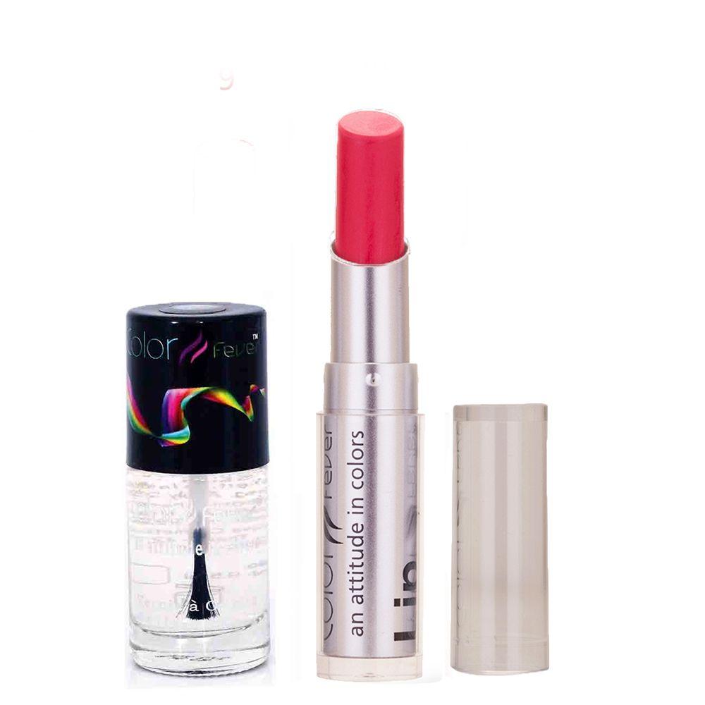 946 Topcoat Nail Polish+Pink Lipstick