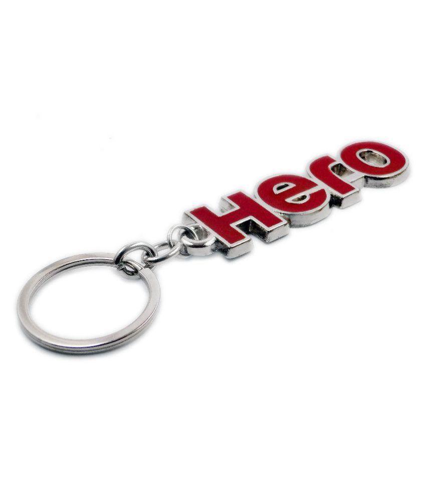 Aditya Traders Classy Hero Bike Metal Key Chain