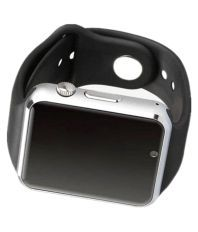 RJD A1 Apple Black Smart Watch