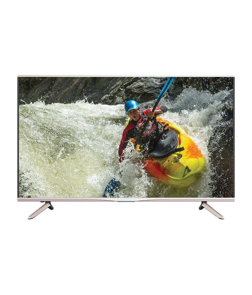 Sansui SNA43QX0ZSA 109 cm ( 43 ) Smart Ultra HD (4K) LED Television