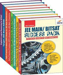 JEE MAIN/ BITSAT Success Pack (4th edition) for Engineering Entrance Exams