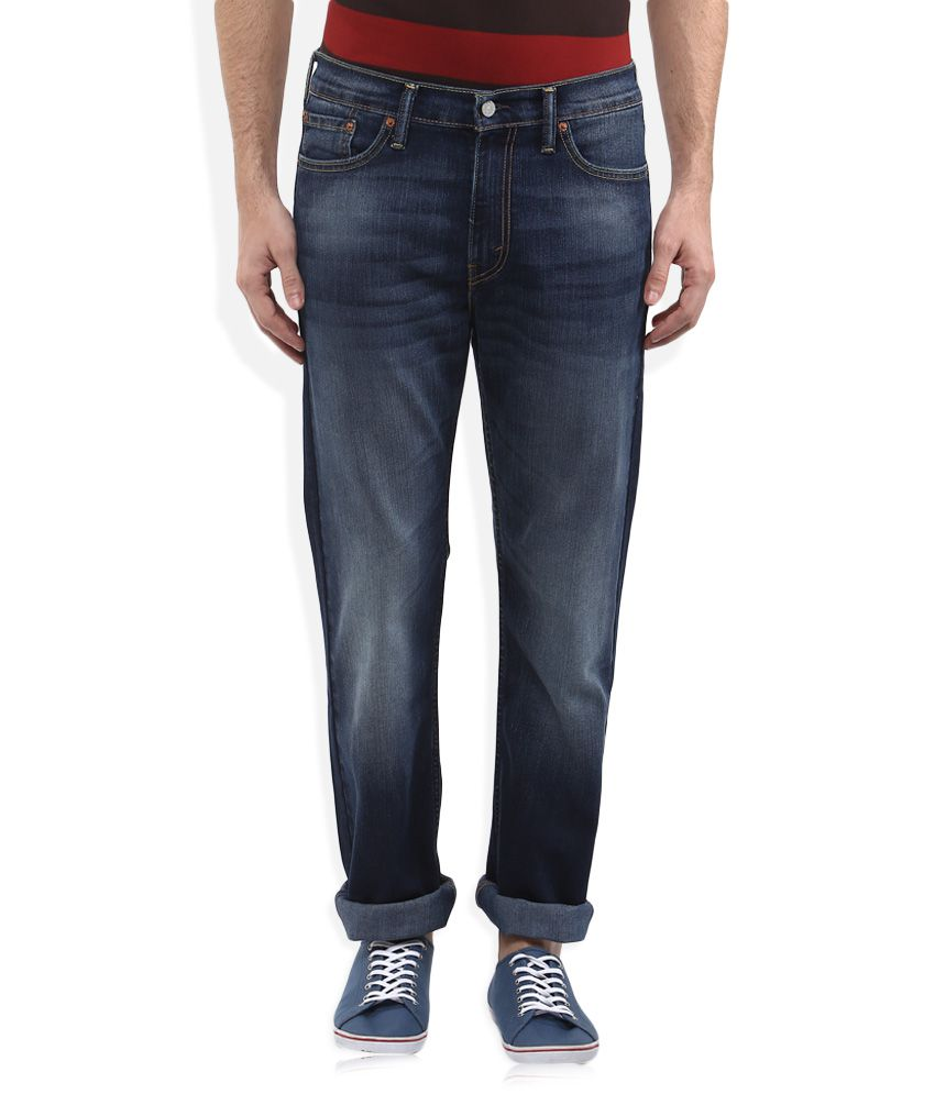 Levis Blue 511 Slim Fit Jeans