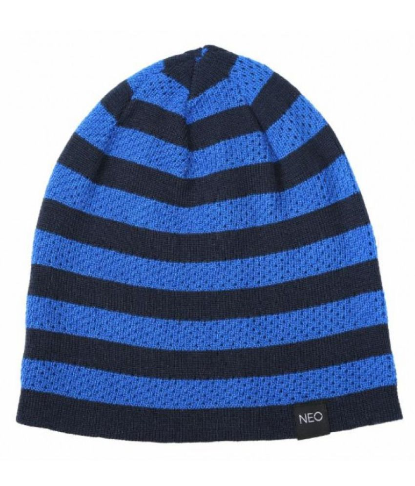 Reebok Multi Striped Wool Caps
