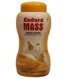 ENDURA MASS WEIGHT GAINER (2.2 Lbs) 1 Kg- BANANA