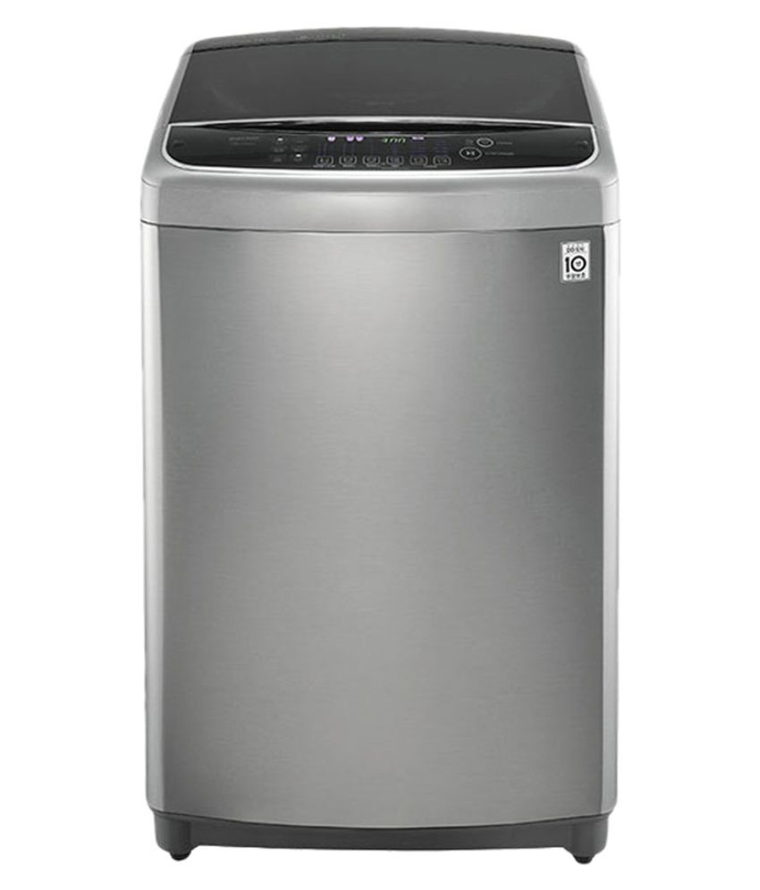 LG T1064HFES5C 9 Kg Fully Automatic Top Load Washing Machine Image
