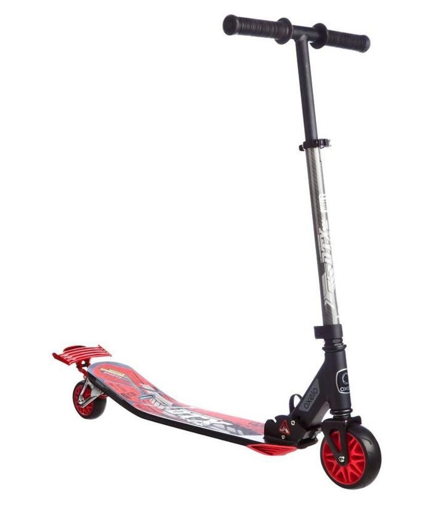 a91782ea9 OXELO Scooter DTX Drift By Decathlon - Buy OXELO Scooter DTX Drift By  Decathlon Online at Low Price - Snapdeal