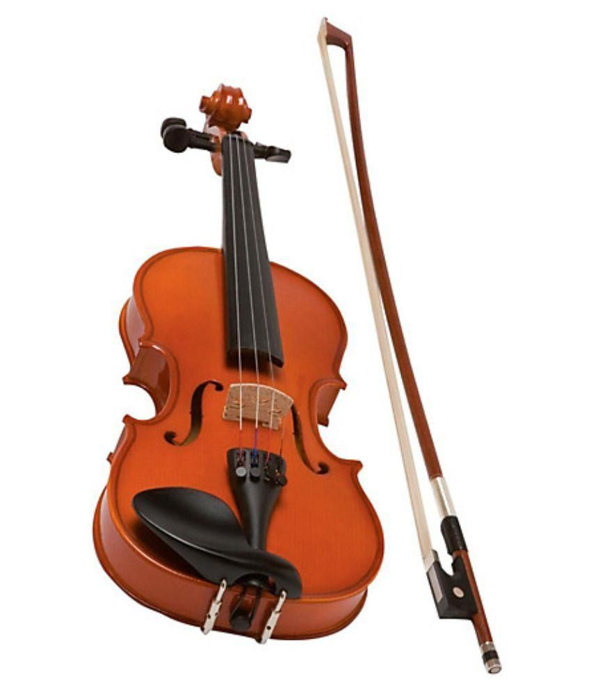 sg musical violin with rosin and bow buy sg musical violin with rosin and bow online at best. Black Bedroom Furniture Sets. Home Design Ideas