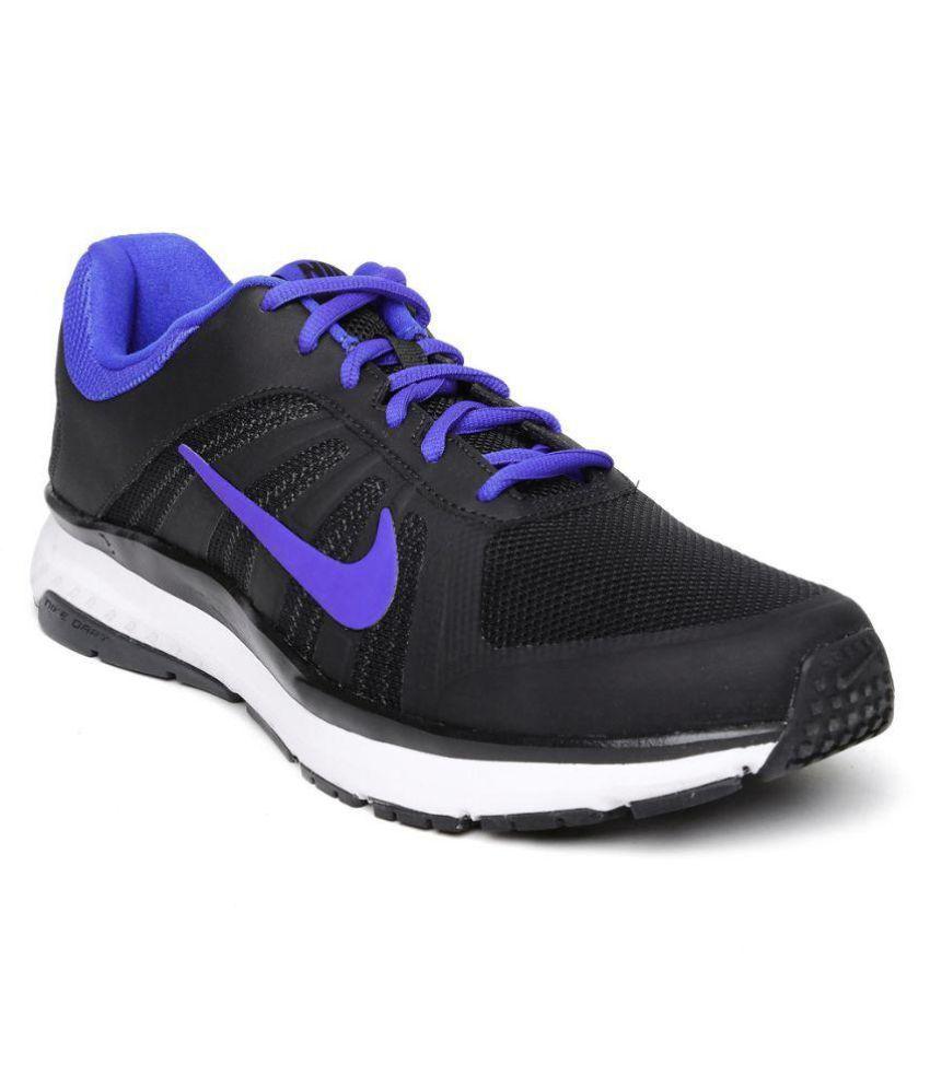 Nike Black Running Shoes Art N831533005
