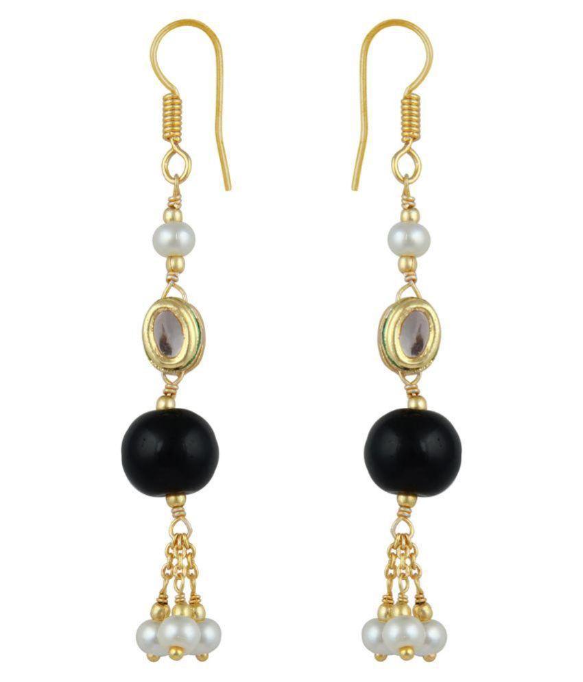 Pearlz Ocean Multi Color Earrings