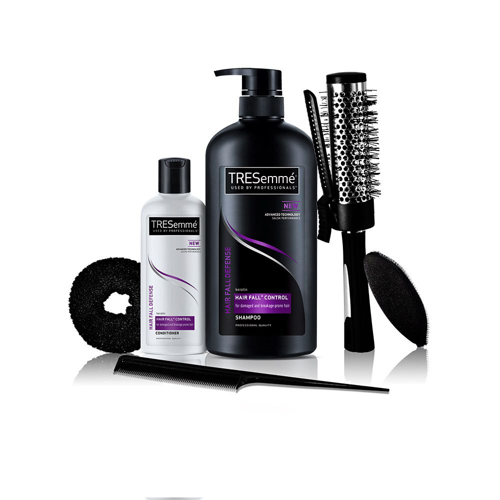 does tresemme make your hair fall out