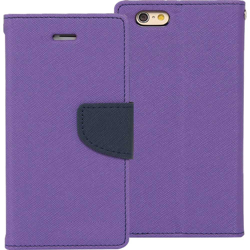 Lenovo Vibe X3 Lite Flip Cover by SSN - Purple