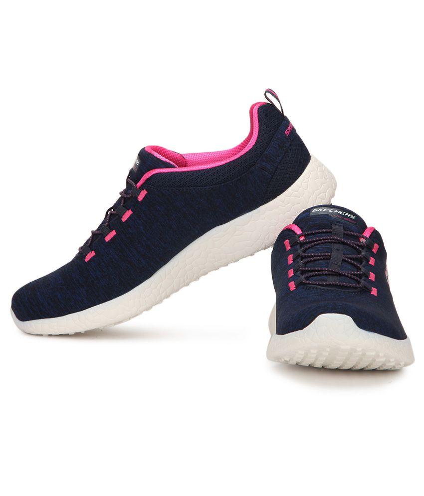 Buy Skechers 12431-NVHP Navy Sneaker