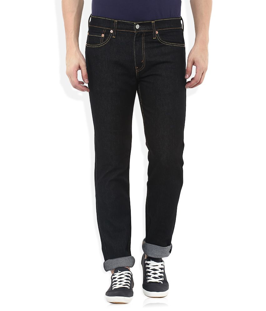 Levis Black 511 Slim Fit Jeans