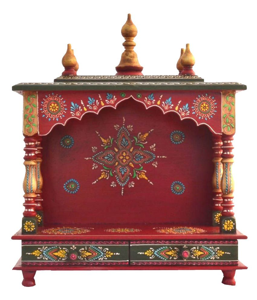Homecrafts Hanging Mandir Multicolour Buy Homecrafts Hanging Mandir Multicolour At Best Price