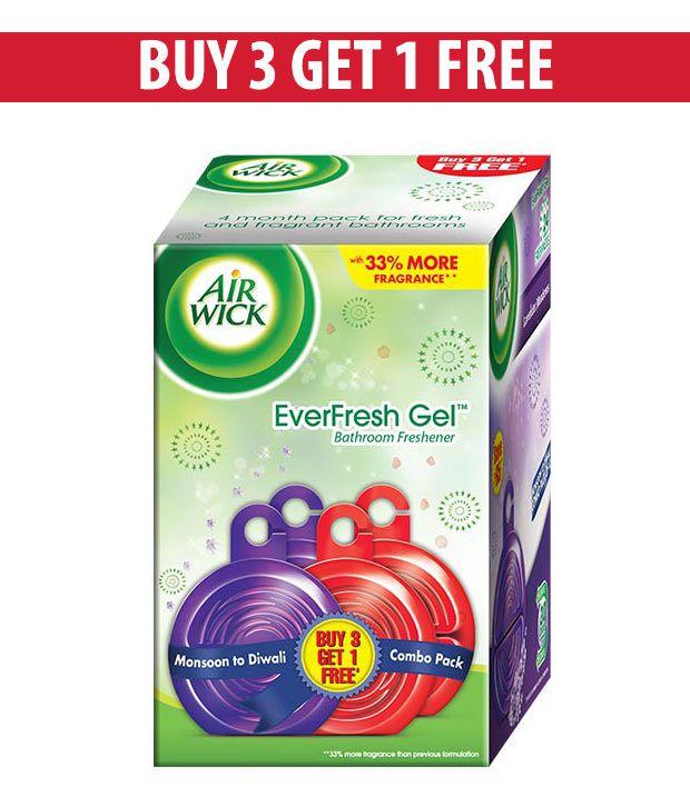 Airwick everfresh room freshener gel rose and lavander 50 - Best air freshener for room ...