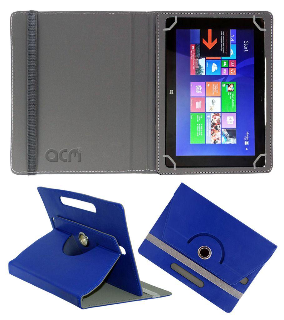 Swipe Ultimate Tablet Flip Cover By ACM Blue