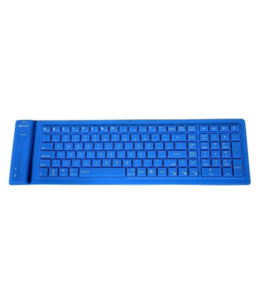 Nesco B115 Blue Bluetooth Replacement Laptop Keyboard Keyboard