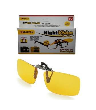Spartan Night Vision Clip On Goggles for Driving