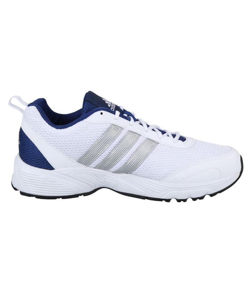 0dfd950781039 Adidas Albis 1.0 M White Running Shoes - Buy Adidas Albis 1.0 M ...