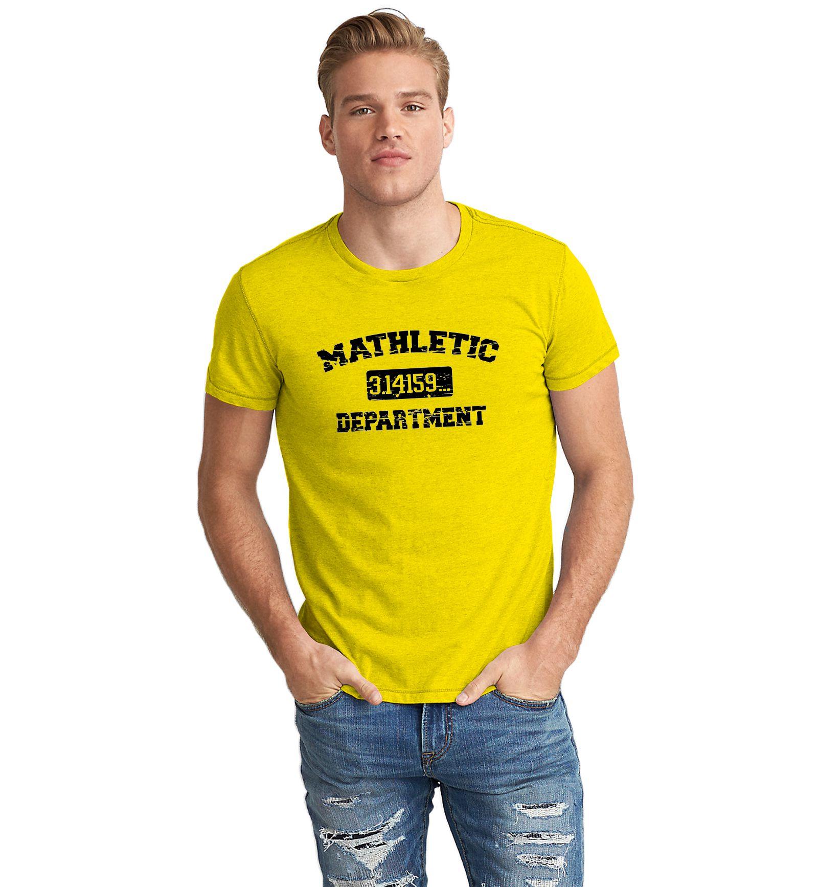 Dreambolic Yellow Round T-Shirt