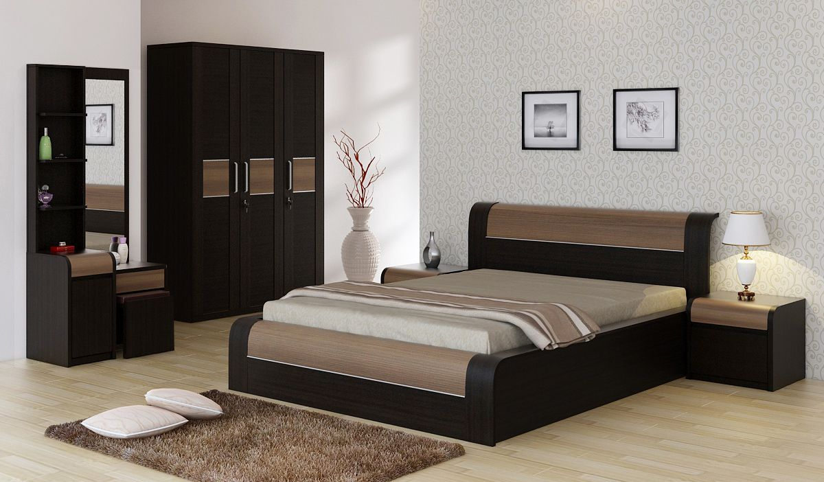 indian bedroom furniture catalogue%0A     Spacewood Amazon Queen Bed