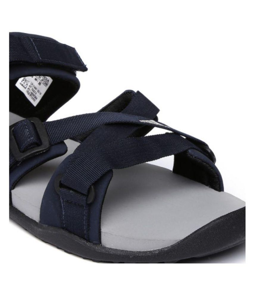 1e5f535193cd4 Adidas Gladi M Blue Floater Sandals - Buy Adidas Gladi M Blue ...