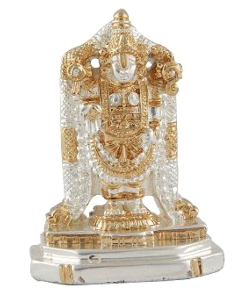 The Divine Luxury Balaji Terracotta Idol