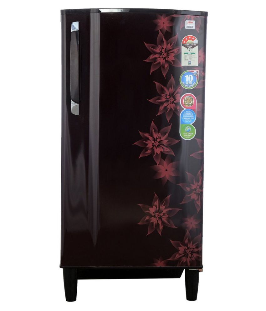 Godrej 185 LTR CHTM4.2 Single Door Refrigerator Maroon