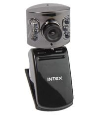 Intex IT-360WC 10 MP Webcams