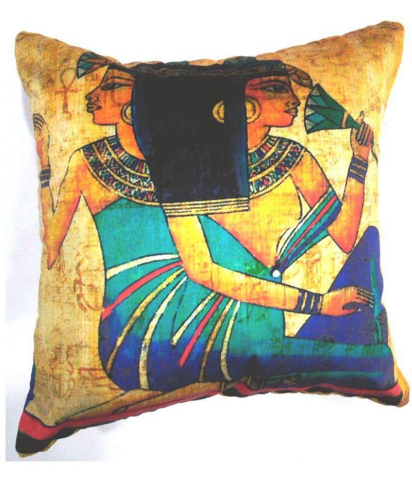 Saboo's Homesense Set of 5 Velvet Cushion Covers