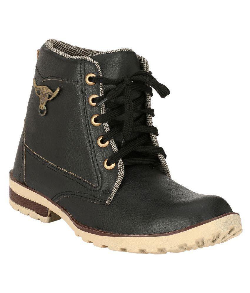 Primeshoe Black Party Boot