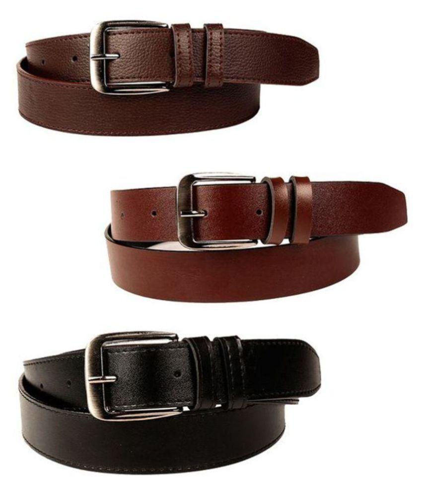 oodi Multi PU Casual Belts