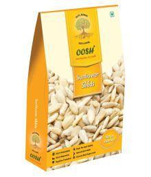 OOSH Premium Sunflower Seeds 200 Gms Regular Sunflower Seeds Natural 200 Gm