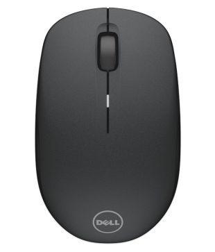 Dell wm 126 Black Wireless Mouse