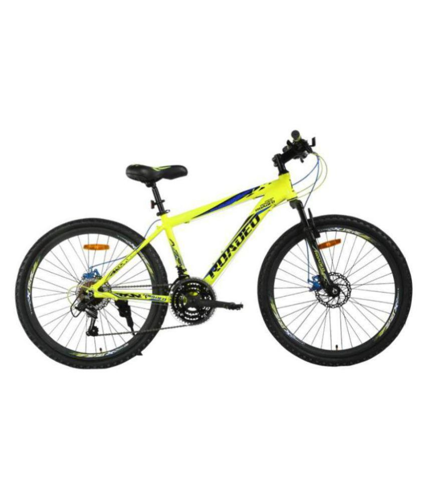 Hercules Roadeo A-75 21 speed Mountain Cycle: Buy Online ...