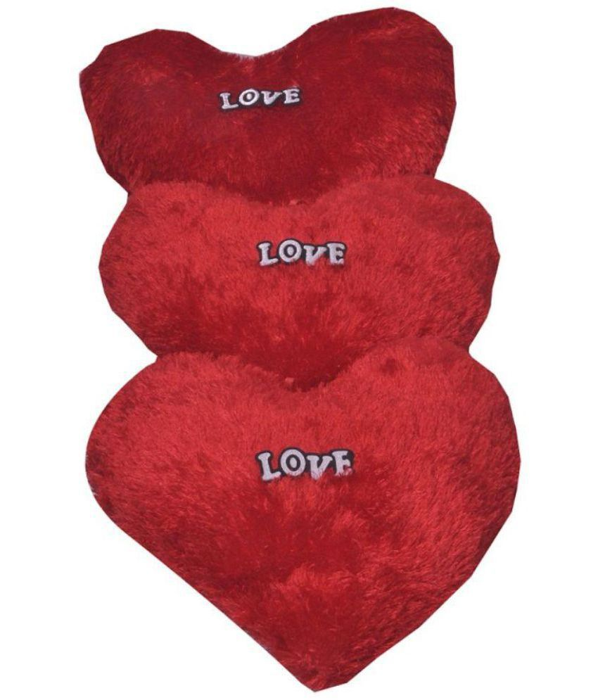 LLS Set of 3 Micro Fabric Cushion Covers
