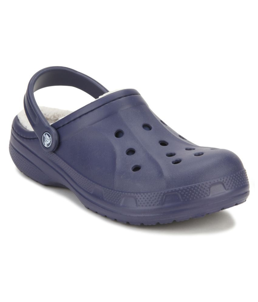 ef7bb7993 Crocs Blue Floater Sandals - Buy Crocs Blue Floater Sandals Online at Best  Prices in India on Snapdeal