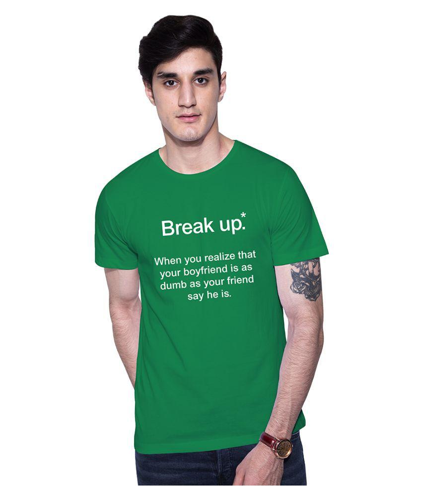Uptown 18 Green Round T-Shirt